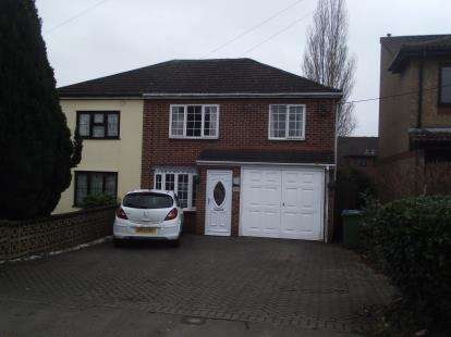 3 Bedrooms Semi Detached House for sale in Sholing, Southampton