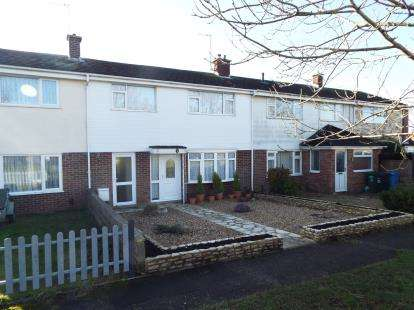 3 Bedrooms Terraced House for sale in Canford Heath, Poole, Dorset