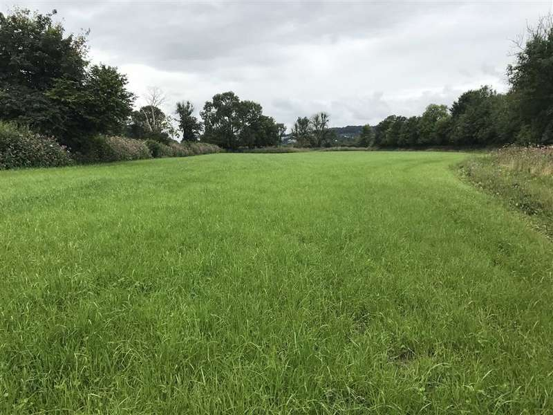 Land Commercial for sale in Gyfre Gardens, Abergwili, Carmarthen