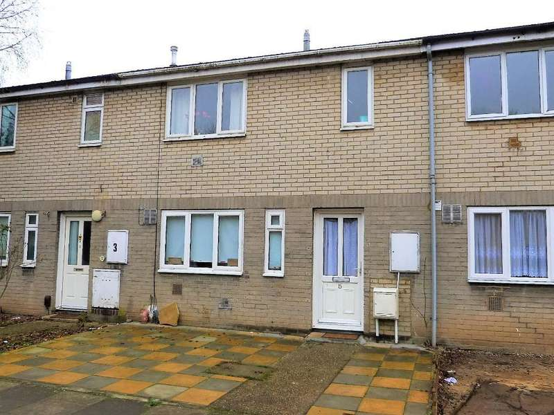 4 Bedrooms Terraced House for sale in Bletchmore Close, Harlington, UB3 5EX