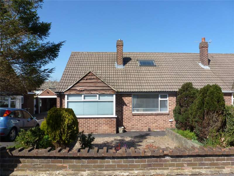 3 Bedrooms Semi Detached Bungalow for rent in Carr Hill Grove, Calverley, Pudsey, West Yorkshire, LS28