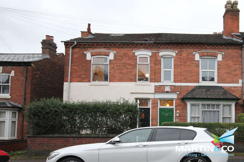 4 Bedrooms End Of Terrace House for rent in Station Road, Harborne, Birmingham