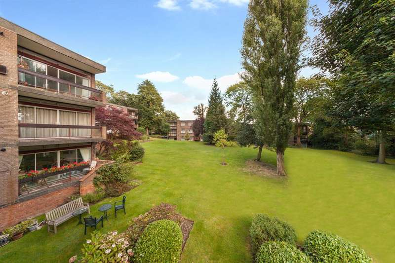 3 Bedrooms Flat for sale in Oak Hill Park, Hampstead, NW3