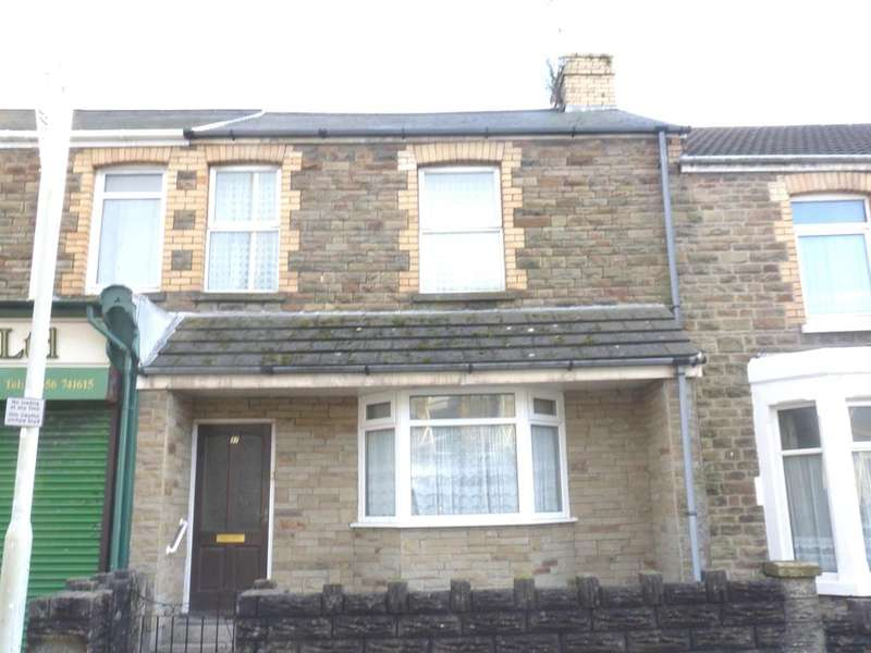 3 Bedrooms Terraced House for sale in Bridge Street, Kenfig Hill, Bridgend