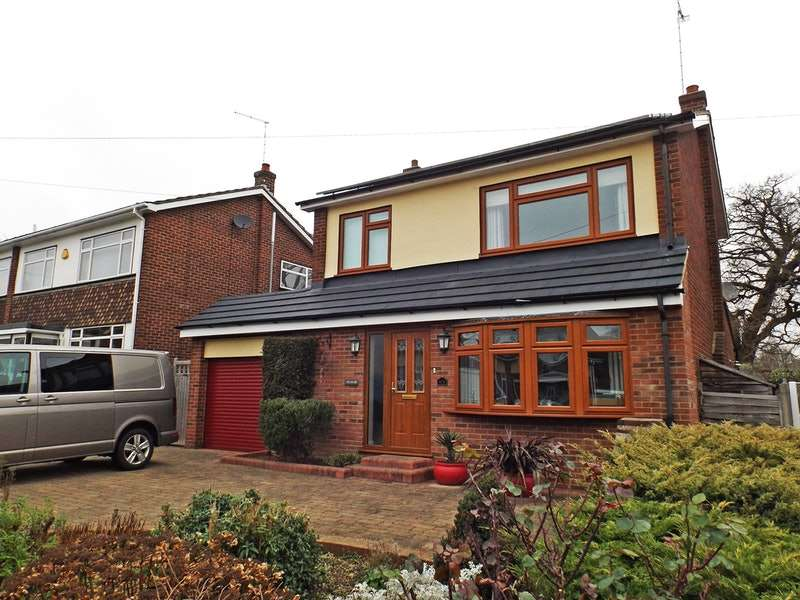 3 Bedrooms Detached House for sale in Docklands Avenue, Ingatestone, Essex, CM4