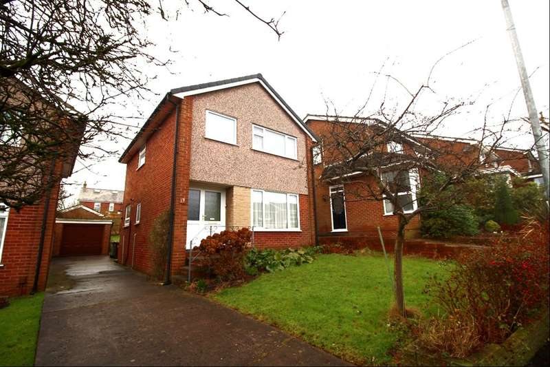 3 Bedrooms Detached House for sale in Oxford Drive, Kirkham, Preston, PR4