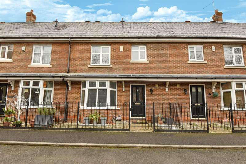 3 Bedrooms Terraced House for sale in Linden Square, Harefield, Uxbridge, Middlesex, UB9