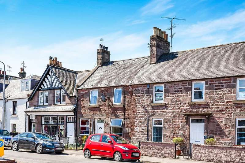 1 Bedroom Flat for sale in Lethnot Road, Edzell, Brechin, DD9