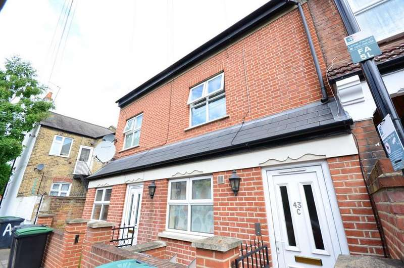3 Bedrooms Flat for sale in Falmer Road, Tottenham, London, N15