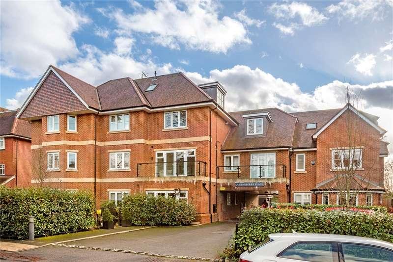 2 Bedrooms Flat for sale in Queensberry Place, 95 Doods Road, Reigate, Surrey, RH2