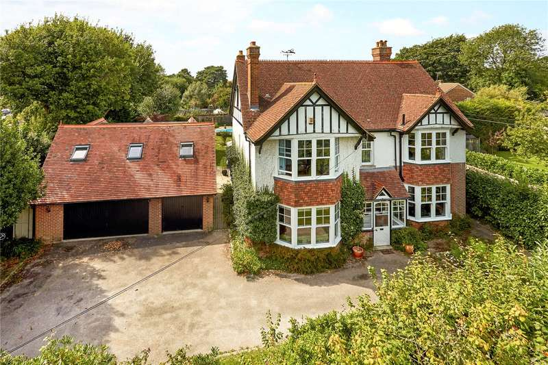 6 Bedrooms Detached House for sale in South View Road, Sparrows Green, Wadhurst, East Sussex, TN5