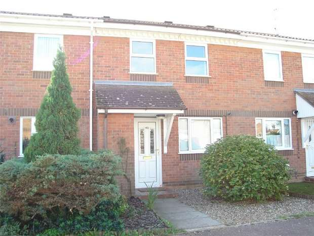 3 Bedrooms Terraced House for rent in 45 Burch Close, Bishops Park, King's Lynn