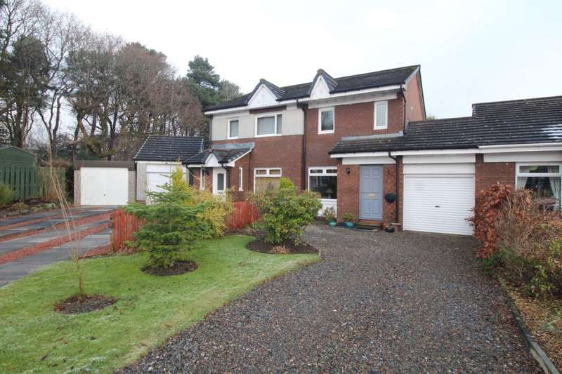 2 Bedrooms Property for sale in Primrose Place, Livingston, EH54