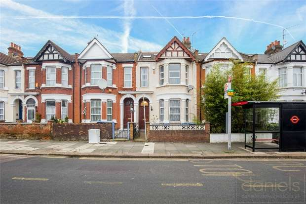 4 Bedrooms Terraced House for sale in Doyle Gardens, Kensal Rise, London