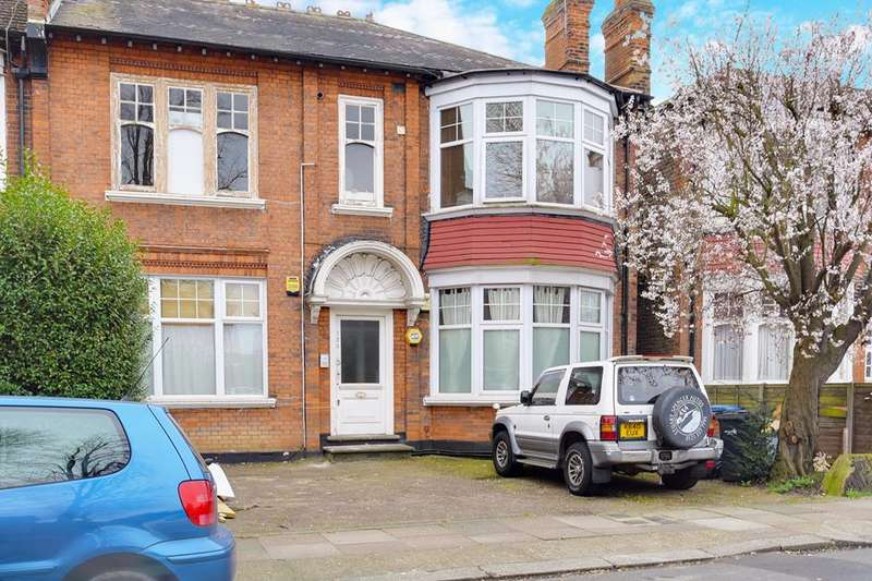 2 Bedrooms Flat for sale in  Palmerston Road, Palmers Green, London, N22