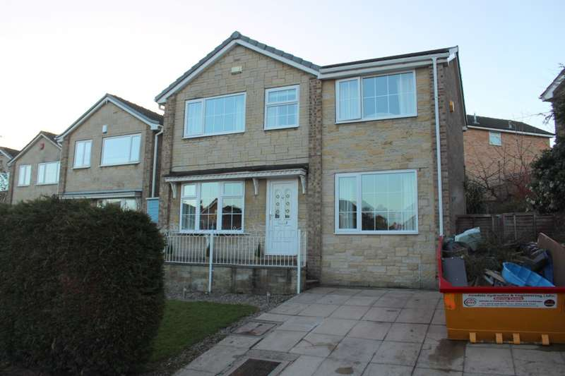 4 Bedrooms Detached House for sale in New Park Place, Farsley, LS28
