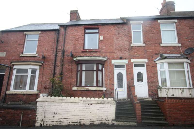 2 Bedrooms Terraced House for sale in Parker Terrace, Ferryhill, DL17