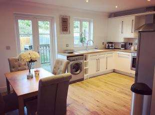 4 Bedrooms Terraced House for sale in Chatham Green, North Harbour, Eastbourne, East Sussex