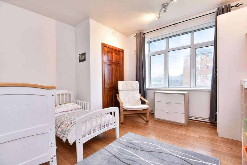 2 Bedrooms Flat for sale in Knapdale Close, Forest Hill, SE23