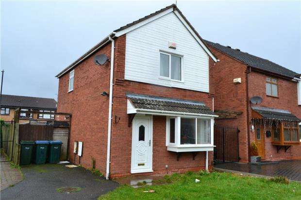 3 Bedrooms Detached House for sale in Celandine Road, Coventry, West Midlands