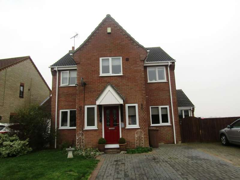 4 Bedrooms House for sale in Peakes Drive, Coates, PE7