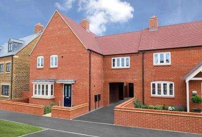 4 Bedrooms Link Detached House for sale in The Brackens, Radstone Fields, Halse Road, Brackley