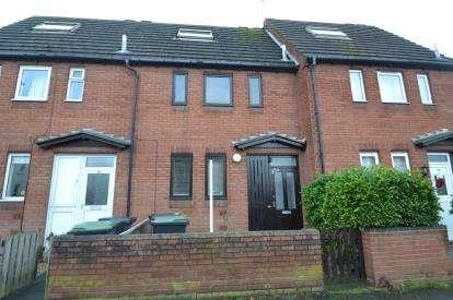 3 Bedrooms Terraced House for sale in Moor Road, Rushden, Northamptonshire