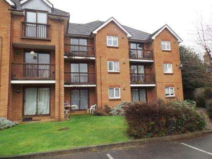 2 Bedrooms Flat for sale in Stuart Court, Peterborough, Cambridgshire