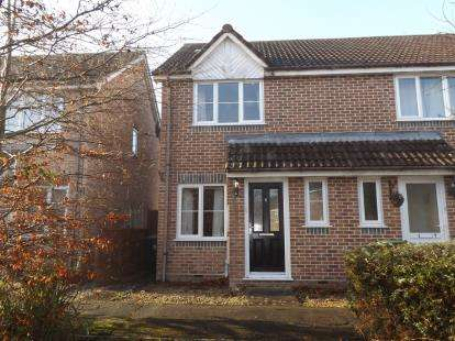 2 Bedrooms End Of Terrace House for sale in Gillingham, Dorset