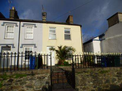 3 Bedrooms End Of Terrace House for sale in Lleyn Street, Pwllheli, Gwynedd, LL53