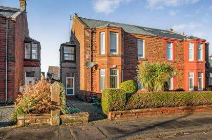 2 Bedrooms Flat for sale in Welbeck Crescent, Troon