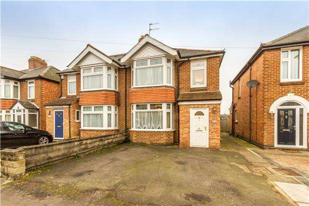 3 Bedrooms Semi Detached House for sale in Wilkins Road, Oxford, OX4 2HX