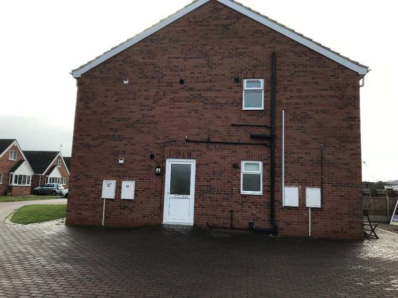 2 Bedrooms Flat for rent in Pine Park , Barton upon Humber, North Lincolnshire, DN18 5RU
