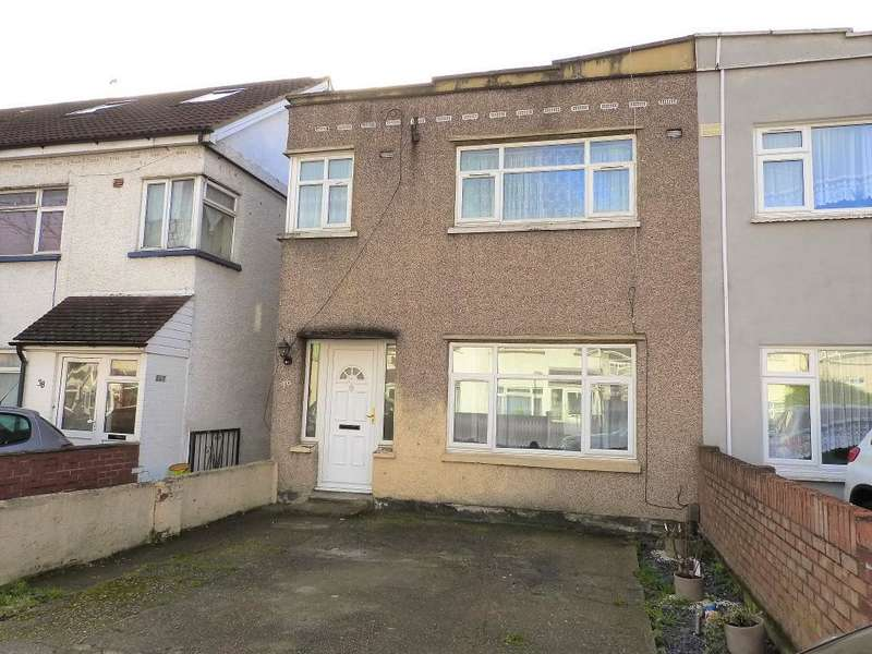 3 Bedrooms Semi Detached House for sale in Gledwood Avenue, Hayes, UB4 0AN