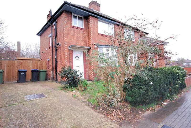 3 Bedrooms Semi Detached House for sale in HAZEL GROVE, WEMBLEY, MIDDLESEX, HA0 1LH