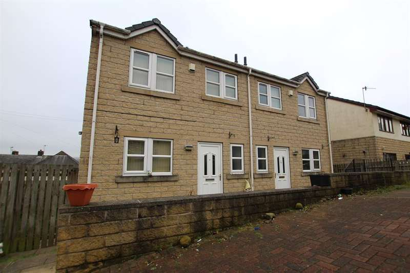 3 Bedrooms Semi Detached House for sale in The Oval, Bingley, West Yorkshire, BD16 4RQ