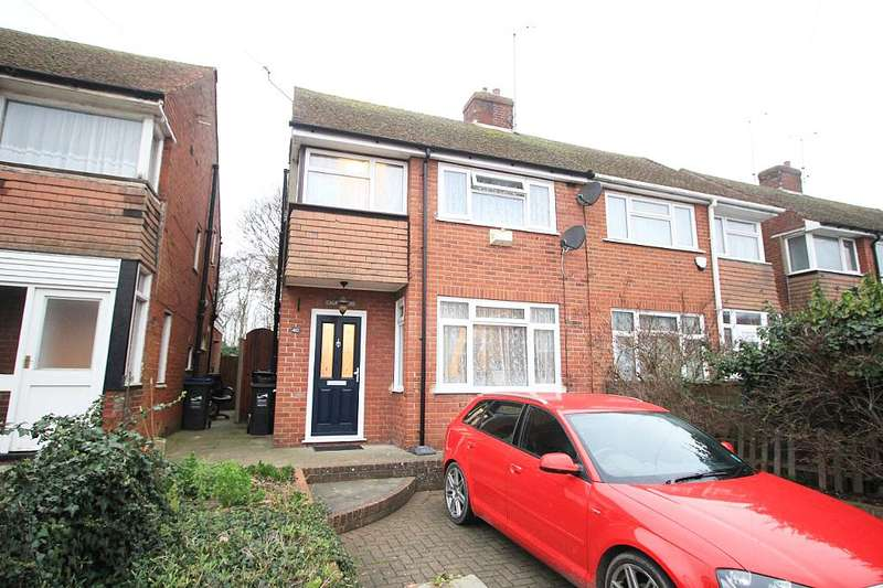 4 Bedrooms Semi Detached House for sale in Northdown Road, Broadstairs, Kent, CT10 2UW
