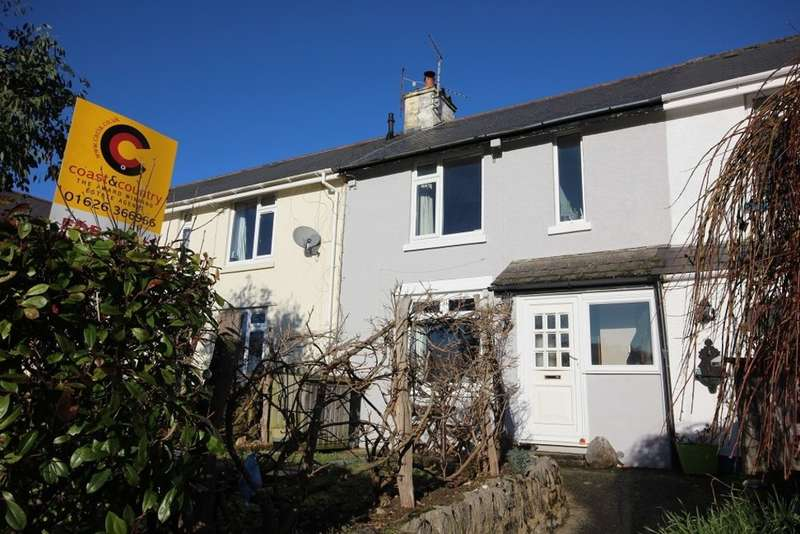 3 Bedrooms Terraced House for sale in Mount Pleasant, Chudleigh