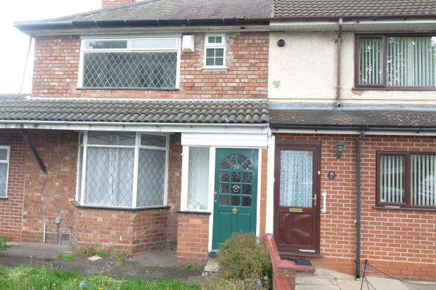 3 Bedrooms Terraced House for rent in COTTERILLS LANE