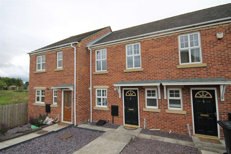 2 Bedrooms Terraced House for sale in Lambton Field, Sherburn Village, Durham