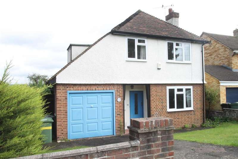 3 Bedrooms Detached House for sale in Kingsdown Close, Maidstone