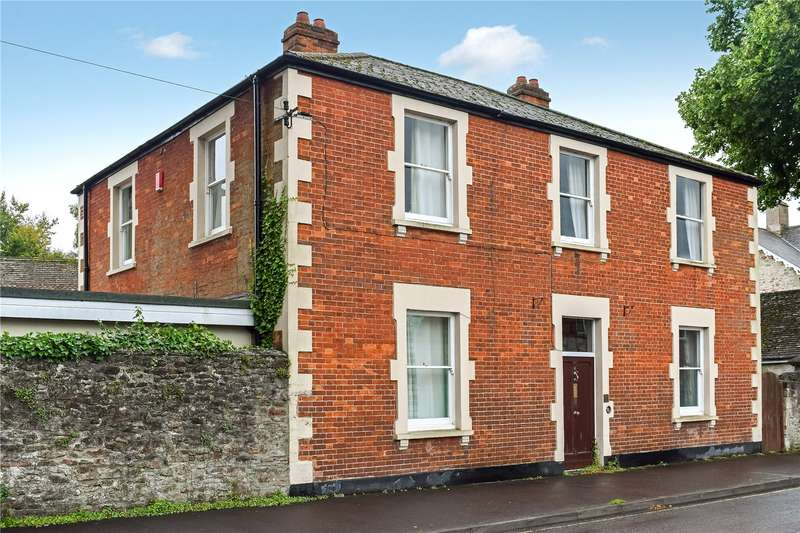 4 Bedrooms House for sale in Priory Road, Wells, Somerset, BA5