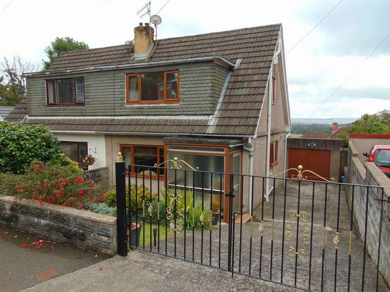 3 Bedrooms Semi Detached House for sale in Tegfynydd, Swiss Valley