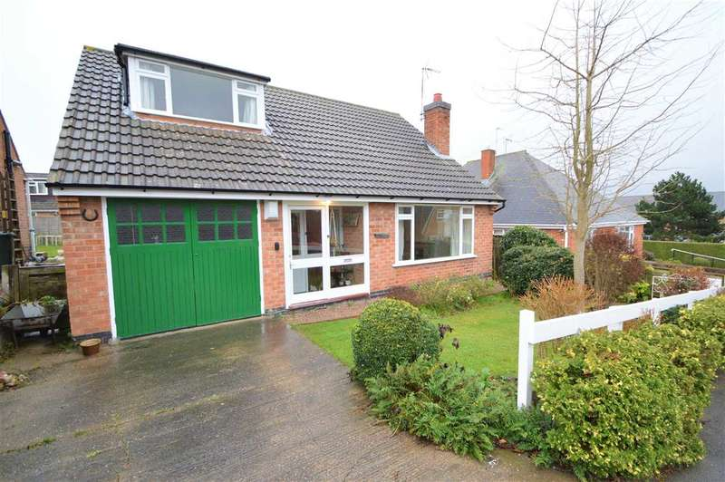 3 Bedrooms Detached Bungalow for sale in Downlands, Villa Road, Keyworth, Nottingham