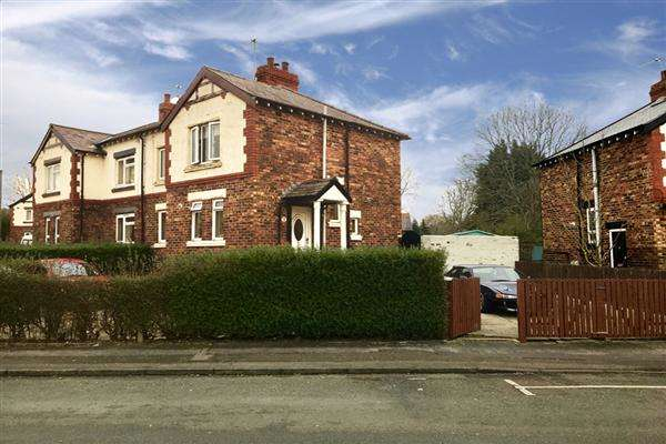 3 Bedrooms Semi Detached House for sale in Mayfield Avenue, Macclesfield
