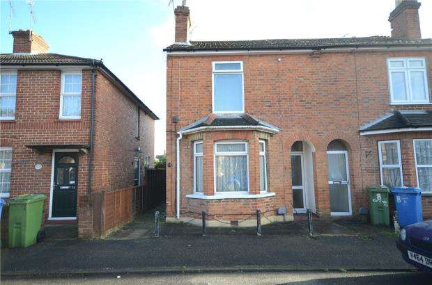 1 Bedroom Maisonette Flat for sale in Coleman Road, Aldershot, Hampshire