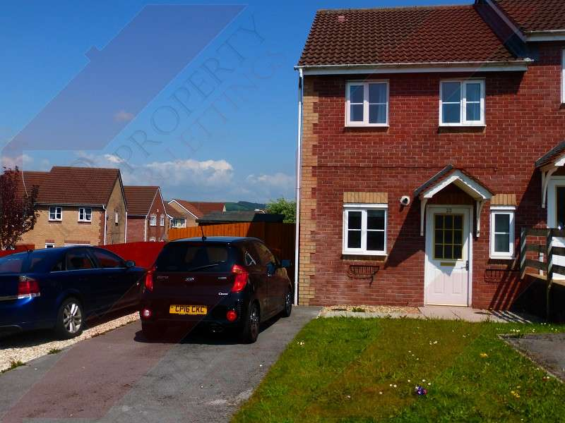2 Bedrooms End Of Terrace House for rent in Ffordd Melyn Mair, Llansamlet, Swansea, SA7 9WS