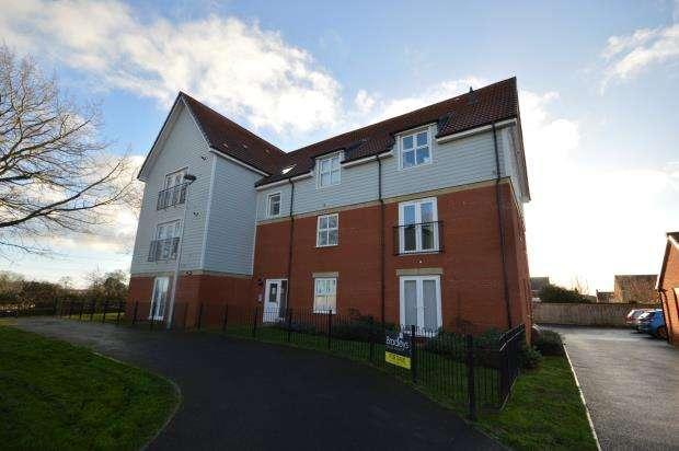 2 Bedrooms Flat for sale in Trafalgar Road, Exeter, Devon