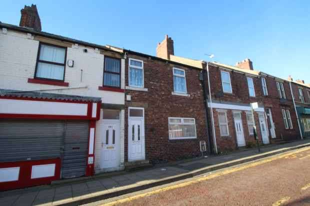 3 Bedrooms Terraced House for sale in Wood's Terrace, Seaham, Durham, SR7 9AG