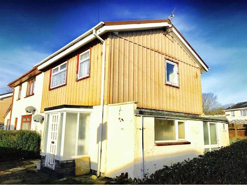 3 Bedrooms Semi Detached House for rent in Maescynon, Hirwaun, ABERDARE